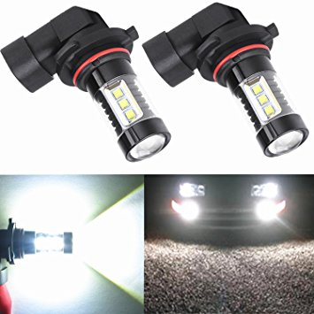 HB3 9005 dimljus LED lampor lampa 60w