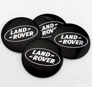 Land Rover logo hjulnav emblem 56, 65 mm
