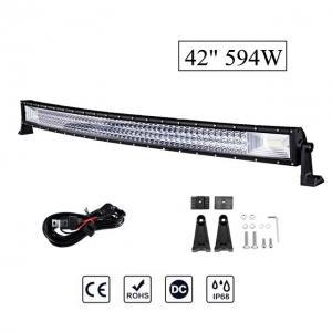 Extra ljus ramp LED 42 tum 594 Watt och 59400 lumen
