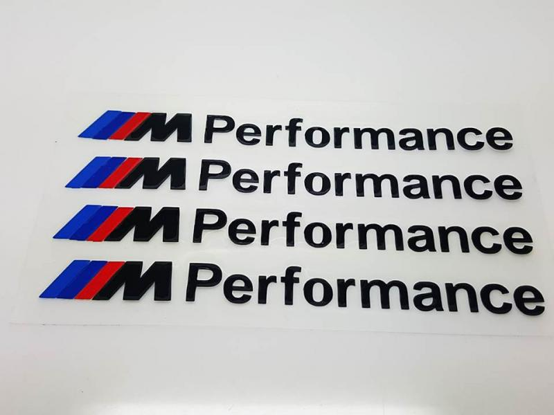 m performance dekaler