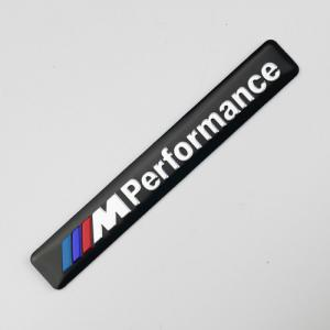 BMW M Performance emblem för interiör