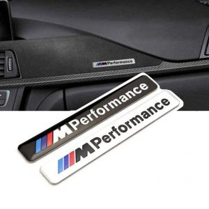 BMW M Performance logo interiör emblem, märke