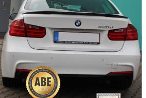BMW F30 F80 vinge läpp till bagageluckan