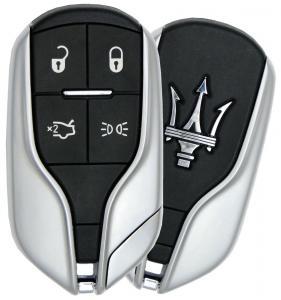 Maserati bil nyckel 433mhz komplett extra nyckel