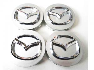 Mazda logo centrumkåpor / hjulnav kåpor 4-pack