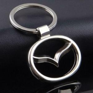 Mazda logo nyckelring nyckelhänge originalet