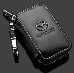 Mazda logo väska fodral till bilnyckeln