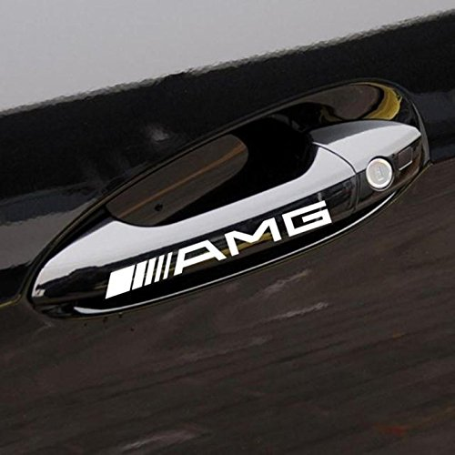 Mercedes AMG dekaler stickers till dörrhandtag 4st