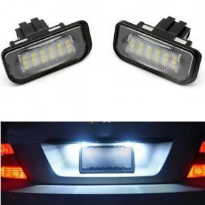 Mercedes LED skyltbelysning 4D W203 C klass