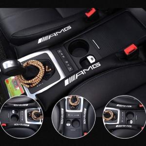 Mercedes AMG kuddar, kudde till bälteshållare 2pack