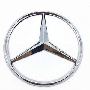 Mercedes Benz emblem till bagageluckan 90 mm
