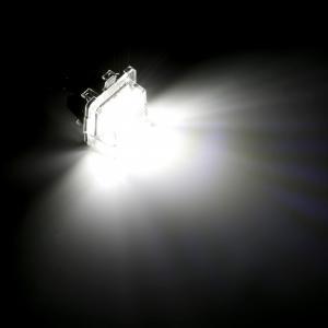 Mercedes LED skyltbelysning W212, W204 W221