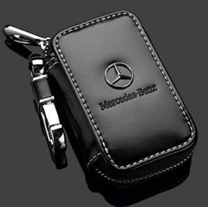 Mercedes nyckelfodral etui nyckel väska i svart