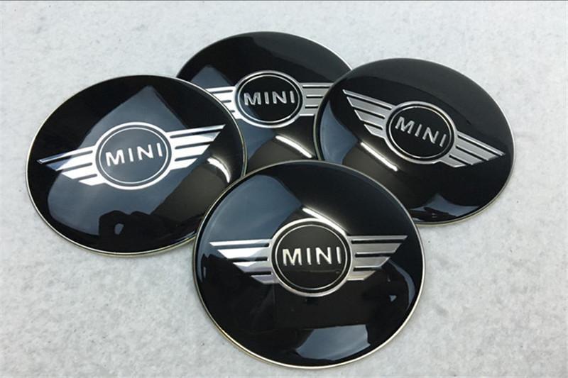 MINI hjulnav emblem 56, 65 mm till fälgarna
