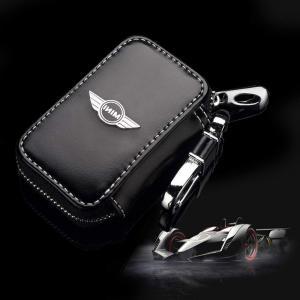 MINI logo nyckelfodral nyckelväska etui