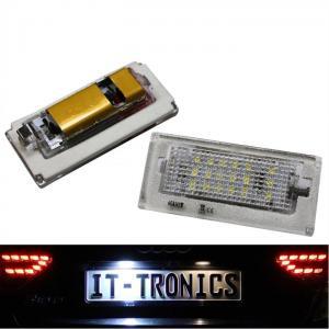 MINI Cooper LED skyltbelysning till R50 R52 R53 2 pack