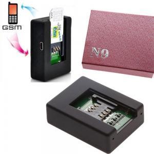 MINI GSM Bugg spion avlyssning genom telefonsamtal