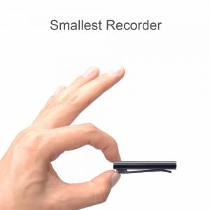 Mini digital ljudinspelning, röstinspelning diktafon spion
