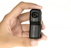 MINI spionkamera / WIFI kamera, se live via mobilen