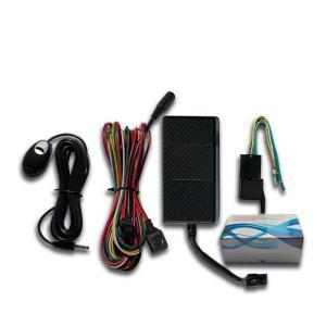 GPS tracker med inbyggd strömbrytare för bil mc