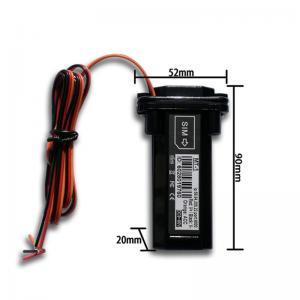 Mini gps tracker vattentät för bil MC, ATV, båt mm