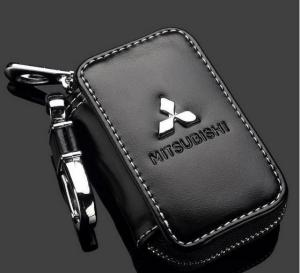 Mitsubishi nyckelfodral nyckelväska etui