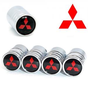 Mitsubishi ventilhattar ventillock till bilen 4-pack
