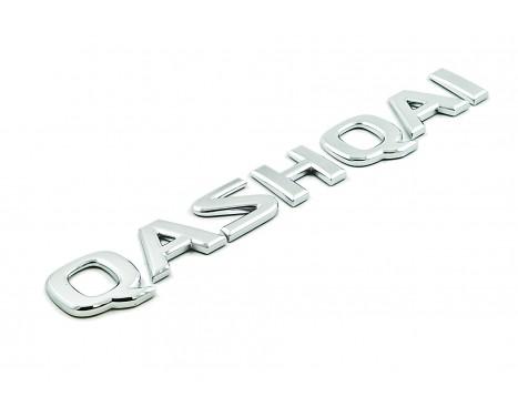 Nissan Qasqai logo emblem till bagagelucka