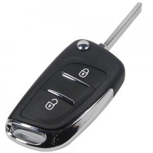 Nyckelskal Peugeot 207 407 807 med 2 knappar