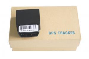 GPS tracker sändare som ansluts till bilens OBD uttag