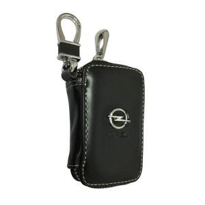 Opel logo nyckelfodral nyckelväska i läder