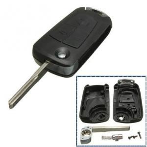 Bilnyckel Opel Zafira Meriva Vecktra Corsa 3 knappar
