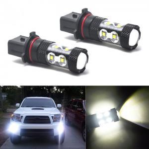 Högeffektivt H7 LED 60W CREE lampa lampor till bilen