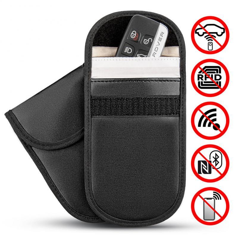 Smart korthållare fodral universal för kort, bilnyckel