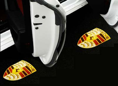 Porsche dörrbelysning Cayman Boxster 911 Carrera
