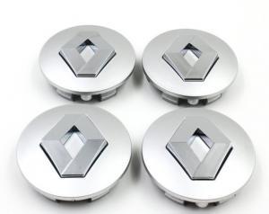 Renault fälgkåpor centrumkåpor 60 mm 4-pack