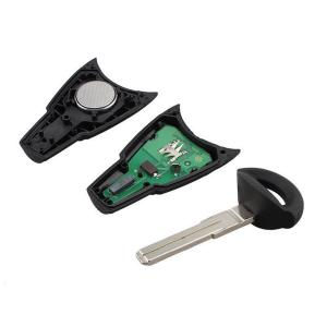 SAAB nyckel komplett larmdosa med kretskort 433 MHZ