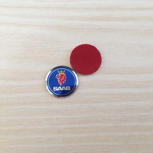 SAAB logo emblem till bilnycklarna 2-pack