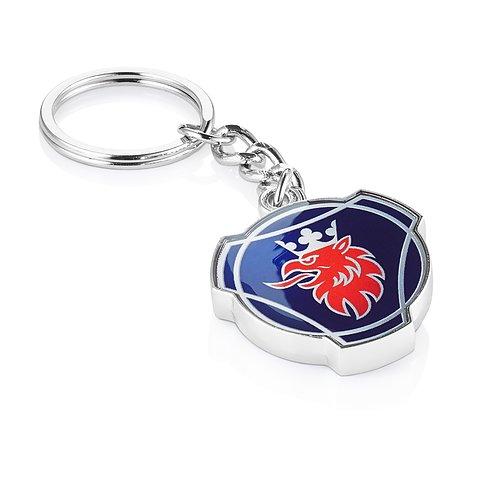 Scania original nyckelring / nyckelhänge