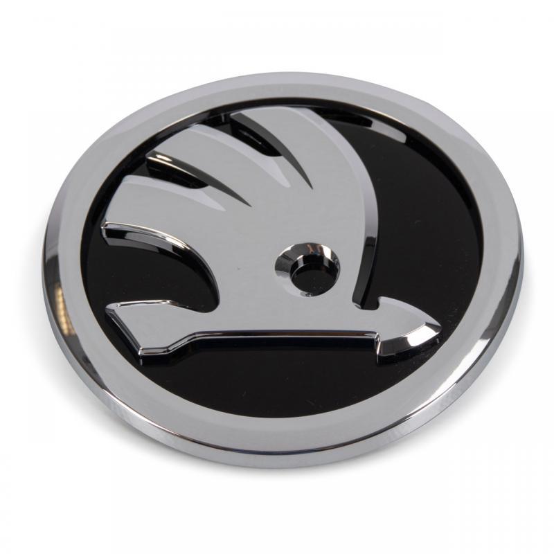 Skoda logo original OEM emblem till bilen
