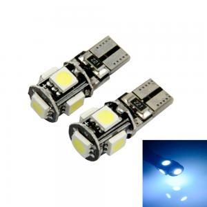 T10 SMD lampor 2 pack LED errorfri canbus lampa