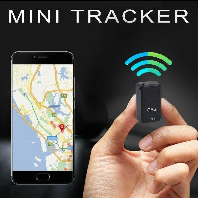 Mini GPS LBS tracker spårsändare spårare