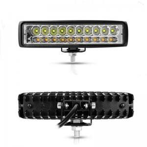 Superstarka LED lampor 6'' 60W 6000LM till bilen atv
