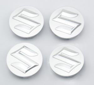 Suzuki logo centrumkåpor till bilen 54, 58 mm