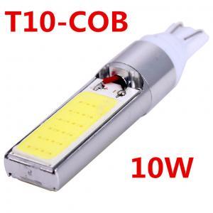 T10 LED lampor/lampa 10W starkt ljus till bilen