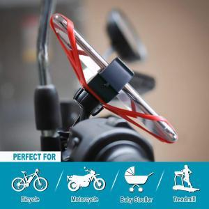 xdUniversal mobilhållare för cykel Mc scooter atv