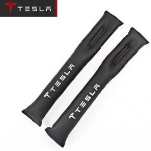 Tesla logo drop stop kuddar till bälteshållaren