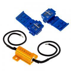 Universal canbus kabel resistor 50w