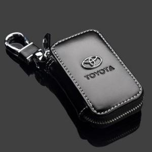 Toyota nyckelfodral nyckelväska etui i läder