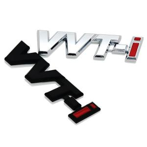 Toyota VVT-I emblem till skärmar / bagagelucka